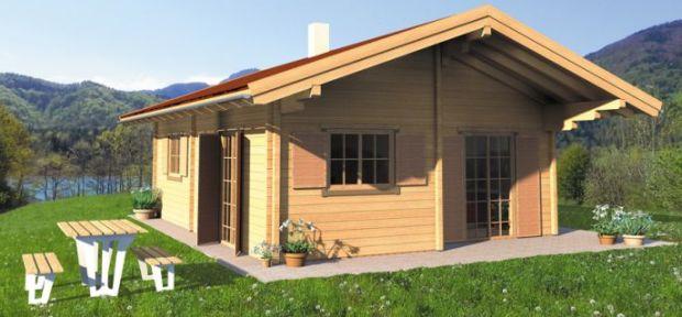 Nizkoenergijske montažne hiše