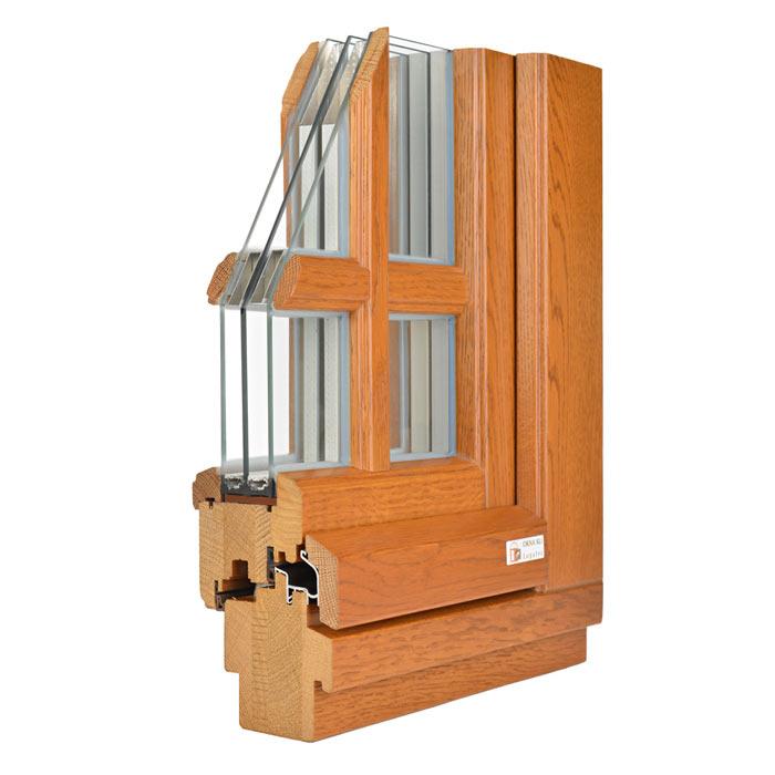Leseno okno Kli Still 78