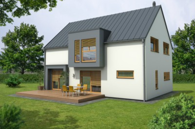 lesene hišice