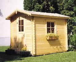 lesene vrtne hiške