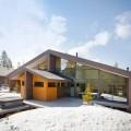 lesene masivne hiše brunarice