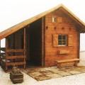 Cena lesenih hiš